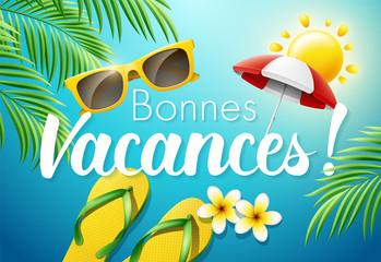Lettre d'information et Bonne Vacances !